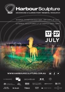 harboursculpture poster