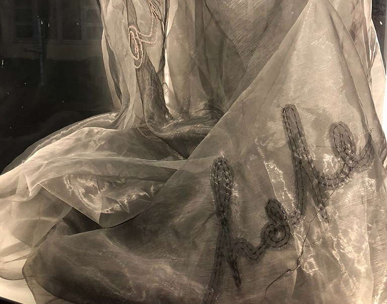 Rhonda Pryor, Reminders, installation